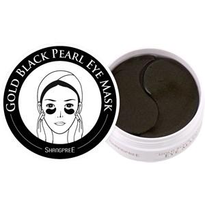 Shangpree - Máscaras - Gold Black Pearl Eye Mask