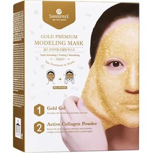 Shangpree - Masken - Gold Premium Modeling Mask