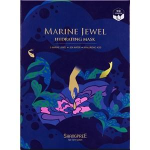 Shangpree - Máscaras - Marine Jewel Hydrating Mask