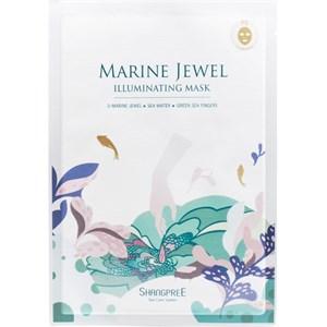 Shangpree - Máscaras - Marine Jewel Illuminating Mask