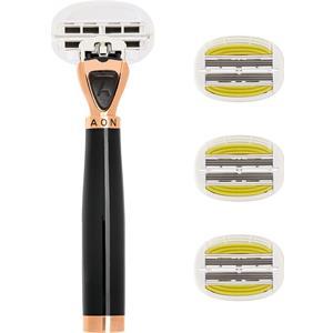 Shave Lab - Aon - Starter Set Black Edition Gold Rush P.L.6+