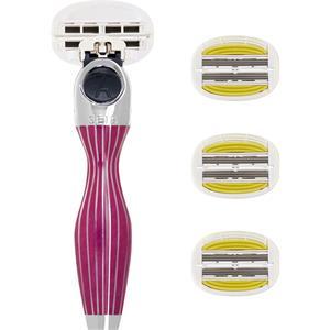 Shave Lab - Seis - Starter Set Dark Lavender P.L.6+