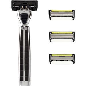 Shave Lab - Tres - Starter Set Black Edition P.6+1