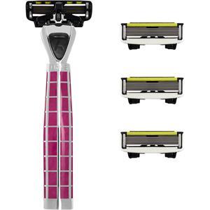 Shave Lab - Tres - Starter Set Dark Lavender P.6