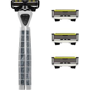 Shave Lab - Tres - Starter Set Grey Marble P.6