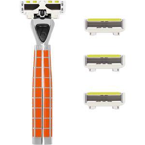 Shave Lab - Tres - Starter Set Wild Orange P.L.6