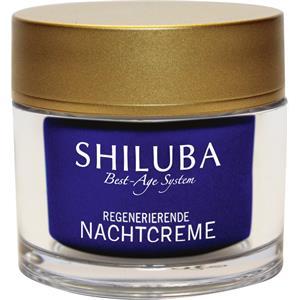 Shiluba - Best-Age System Kaviar Vital - Regenerierende Nachtcreme