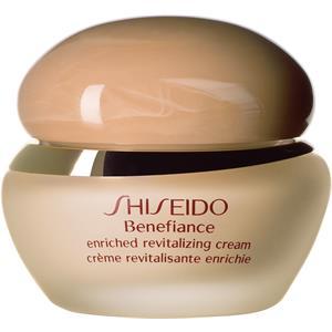 Shiseido - Benefiance - Enriched Revitalizing Cream