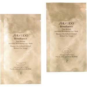 Shiseido - Benefiance - Retinol Face Mask
