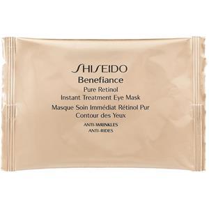 Shiseido - Benefiance - Retinol Instant Eye Mask