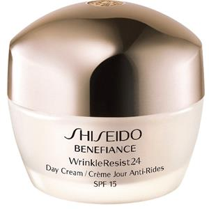 Shiseido - Benefiance WrinkleResist 24 - Day Cream LSF 15