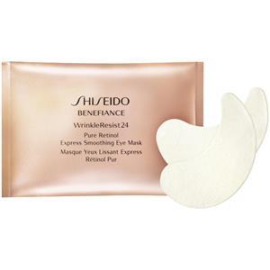 Shiseido - Benefiance - WrinkleResist 24 Express Smoothing Eye Mask