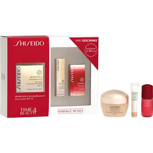 Shiseido - Benefiance WrinkleResist 24 - Time 4 Beauty Set