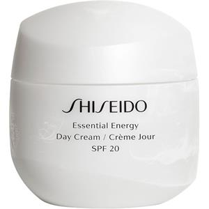 Shiseido - Essential Energy - Day Cream SPF 20