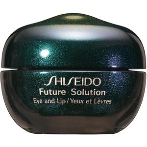 Shiseido - Future Solution - Eye & Lip Contur Cream