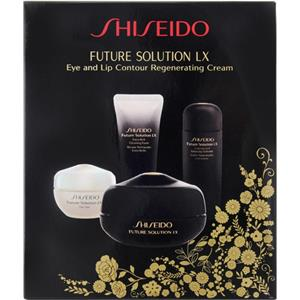 Shiseido - Future Solution LX - Eye and Lip Contour Regenerating Set Geschenkset