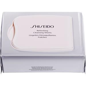 Shiseido - Reinigung & Makeup Entferner - Refreshing Cleansing Sheets