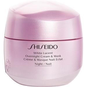 Shiseido - Generic Skincare - White Lucent Overnight Cream & Mask