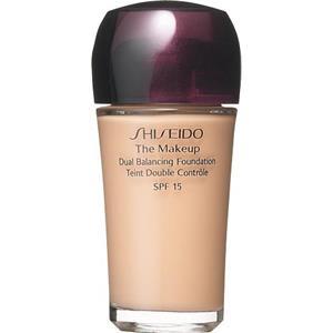 Shiseido - Gesichtsmake-up - Dual Balancing Foundation