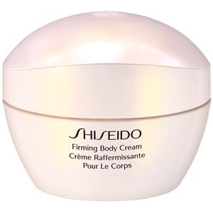 Shiseido - Global Body Care - Firming Body Cream