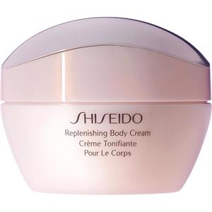 Shiseido - Global Body Care - Replenishing Body Cream