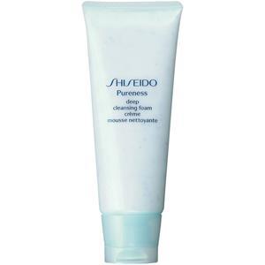 Shiseido - Pureness - Deep Cleansing Foam