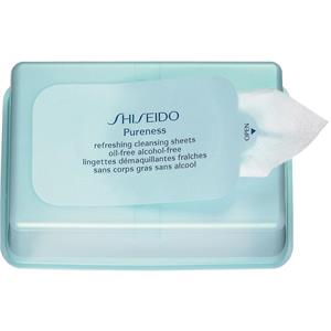 Shiseido - Pureness - Refreshing Cleansing Sheet