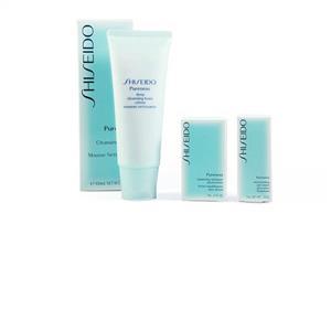 Shiseido - Pureness - Reinigungsset