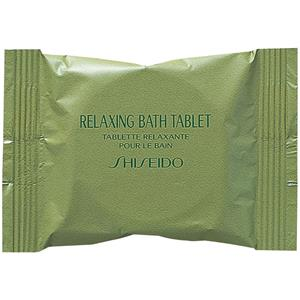 Shiseido - Relaxing Fragrance - Relaxing Bath Tablets