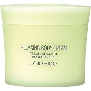 Shiseido - Relaxing Fragrance - Relaxing Body Cream