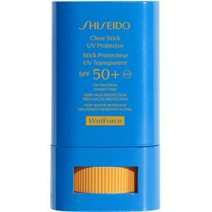 Shiseido - Protection - Clear Stick UV Protector LSF 50+