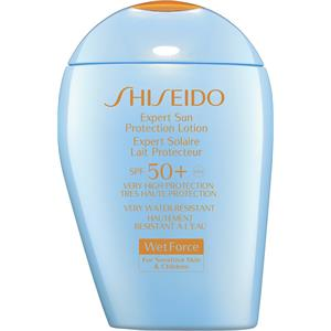 Shiseido - Schutz - Expert Sun Protection Lotion WetForce