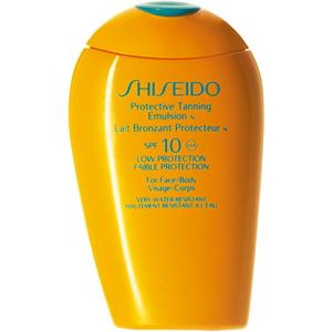 Shiseido - Schutz - Protective Tanning Emulsion N SPF 10