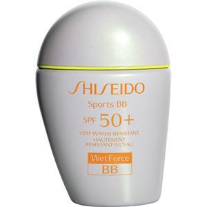 Shiseido - Schutz - Sports BB Cream SPF 50+
