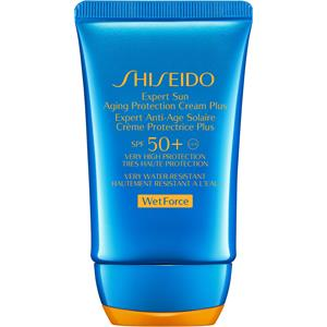 Shiseido - Ochrana - Sun Care Expert Sun Aging Protection Cream WetForce