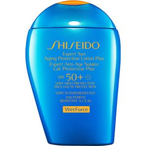 Shiseido - Protection - Sun Care Expert Sun Aging Protection Lotion WetForce