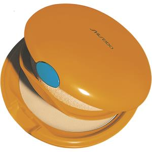 Shiseido - Sonnenmake-up - Tanning Compact Foundation Natural SPF 6