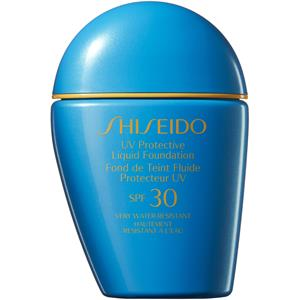 Shiseido - Sonnenmake-up - UV Protective Liquid Foundation SPF 30
