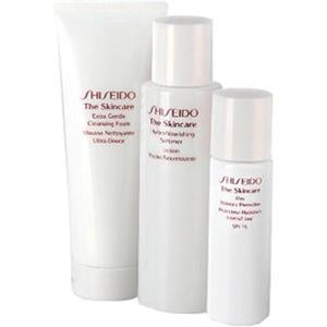 the skincare geschenkset 1 2 3 set von shiseido parfumdreams. Black Bedroom Furniture Sets. Home Design Ideas