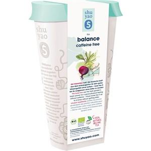 Shuyao - Basic tea - Tin + Refill Tea Balance