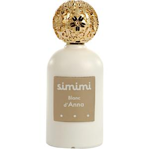 Image of Simimi Damendüfte Blanc d´Anna Eau de Parfum Spray 100 ml