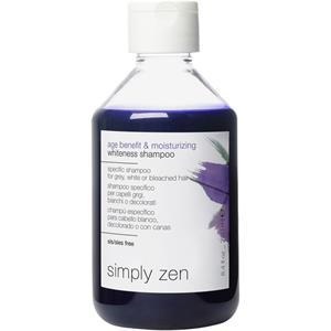 Image of Simply Zen Haarpflege Age Benefit & Moisturizing Whitness Shampoo 1000 ml