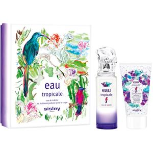Image of Sisley Damendüfte Eau Tropicale Eau Tropicale Set Eau de Toilette Spray 50 ml + Bodycream 50 ml 1 Stk.