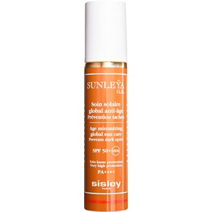 Sisley - Sun care - Soin Solaire Global Anti-Âge Prévention Taches SPF 50+ PA+++