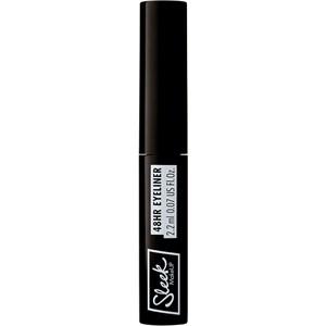 Sleek - Eyeliner - 48H Liquid Eyeliner