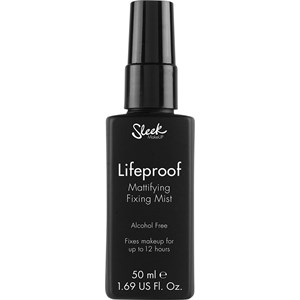 Sleek - Primer - Lifeproof Mattifying Fixing Mist Mattifying