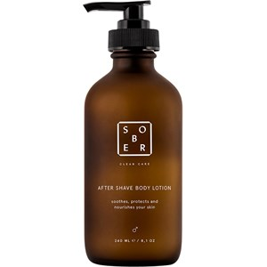 Sober - Shaving - After Shave Body Lotion