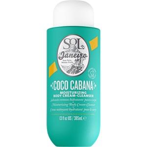 Sol de Janeiro - Körperpflege - Coco Cabana Moisturizing Body Cream-Cleanser