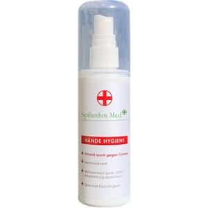 Spilanthox - Disinfection - Virucidal hand disinfection spray