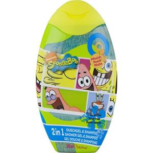 Korperpflege Shower Gel Von Spongebob Parfumdreams
